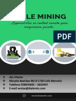 Brochure Diale Mining Sac