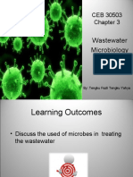 CEB 30503 chptr 3 WASTEWATER MICROBIOLOGY