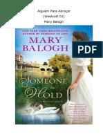 Mary Balogh - Westcott 02 - Alguém para Abraçar