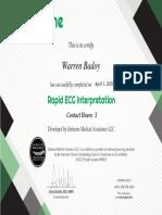 ECG_Certificate