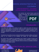 Carrera Administrativa en Colombia