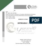 ENTREGABLE 1- CASO DE USO-