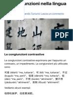 Le congiunzioni nella lingua cinese.pdf