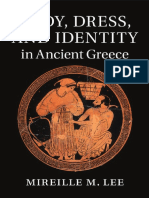 LEE 2015 Body Dress and Identity in Ancient Greece,