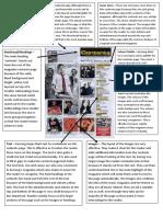 Analysis Contents Page Kerrang