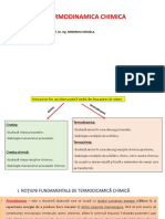 Curs 2. cap. 2 Termodinamica chimica