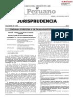 2do Precedente TFFS - FRANCISCO SOLANO PONDE DE LEÓN - EL PERUANO