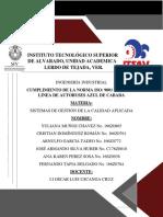 IMPLEMENTACIÓN DE LA NORMA ISO 9001 EQUIPO YULI (1)