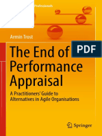 (Management for Professionals) Armin Trost (auth.) - The End of Performance Appraisal_ A Practitioners' Guide to Alternatives in Agile Organisations-Springer International Publishing (2017)