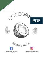 PORTAFOLIO COCOWAKE