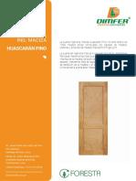 Especificación Técnica_ Puerta