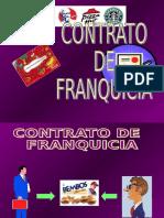 CONTRATO DE FRANQUICIA.ppt