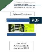 Guia para Estudiante Aula Virtual FEVP 2020