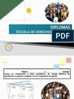 Catálogo Diplomas Actualizado I-2018