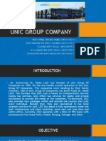 UNIC GROUP COMPANY