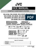 JVC DX-U10 Manual de Servicio.pdf