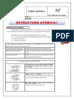 4° SEC. QUIMICA ESTRUCTURA ATOMICA I 06-05-20