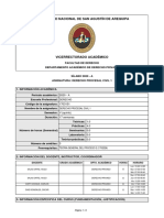 SILABO-DERECHO PROCESAL CIVIL 1 (2020-A)