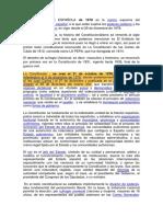 ACLARACION PARA VIGILANTES DE SEGURIDAD / Costitución