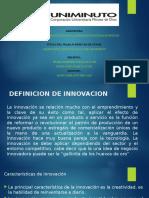 INNOVACION, CREATIVIDAD E IDEA DE NEGOCIO