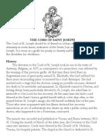 The Cord of Saint Joseph