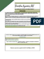 Formato de Pedido Clementina Organicos Listado Actual 2020 apartir 25 de Marzo FINAL (4)