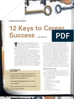 12 Keys to Career Success