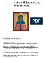 Macrina 2 Virgin philosopher