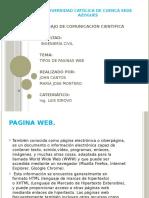 COMUNICACION CIENTIFICA ,,