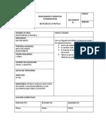 PROCEDIMIENTO OPERATIVO ESTANDAR (POE)