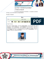 Evidence_My_profile