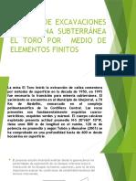ANÁLISIS DE EXCAVACIONES EN LA MINA SUBTERRÁNEA EL-1_2614