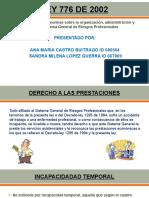 LEY 776 DE 2002 (1)