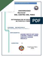 DETERMINACIÓN DE RESISTENCIA DE PUESTA A TIERRA.docx