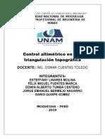 CONTROL ALTIMETRICO EN UNA TRIANGULACION TOPOGRAFICA.docx