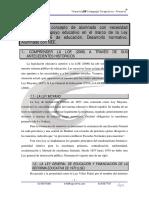 Tema 2. de Pedagogía Terapéutica.