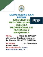 PLAN HACCP LECHE PASTEURIZADA.docx