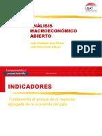 AGREGADOS ECONÓMICOS NACIONALES IV