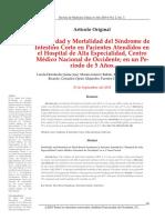 ARTICULO SINDROME DE INTESTINO CORTO