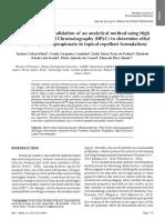 V (Q) - determinacion dy validaciion por HPLC etilpropianato.pdf