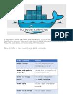 Top Docker Commands You Should Know - QA Automation.pdf