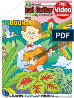 Connie Bull  Classical Guitar Method For Young Beginners Book 1.pdf