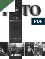 La fotografía argentina desde 1840 hasta nuestros días