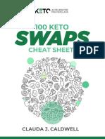 100 KETO SWAPS CHEAT SHEET.pdf