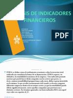 ANALISIS DE INDICADORES FINANCIEROS EXPOSICION SABADO (1)