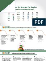 Presentación Propuestas Urgentes Acuerdo Por Sinaloa-convertido
