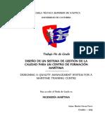 DISEÑO DE UN SGC PARA UN CENTRO DE FORMACIÓN MARITIMA - ESPAÑA.pdf