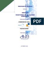 PRP Propuesta Plan de muestreo Ambiental_Oct18