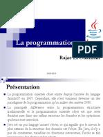 Chap 2 La programmation en Java