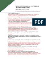 RESOLUCION 037 DE 2017 CUESTIONARIO DE CONTABILIDAD PUBLICA